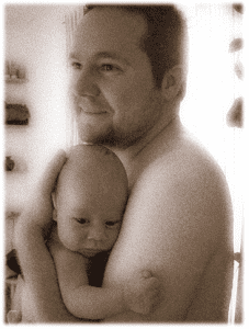 Dads Talk - Guest Blogger, Dad Pic1%, new-dad, guest-dads%