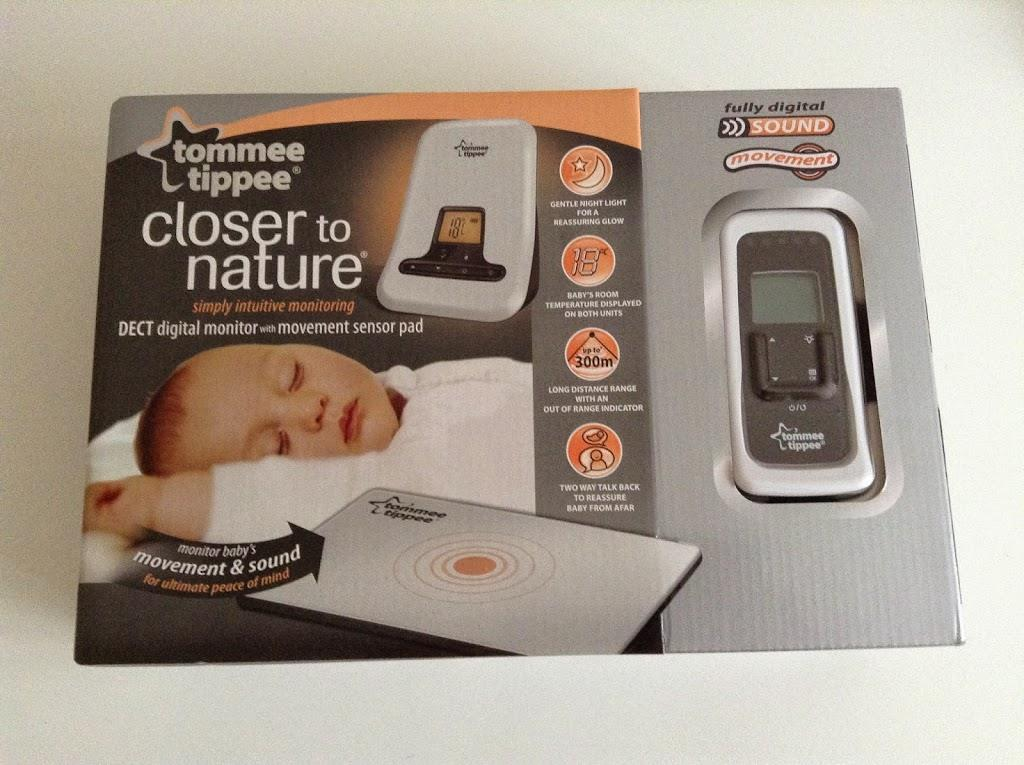 Tommee Tippee - Baby Monitor & Movement Sensor, IMG 15701%, %