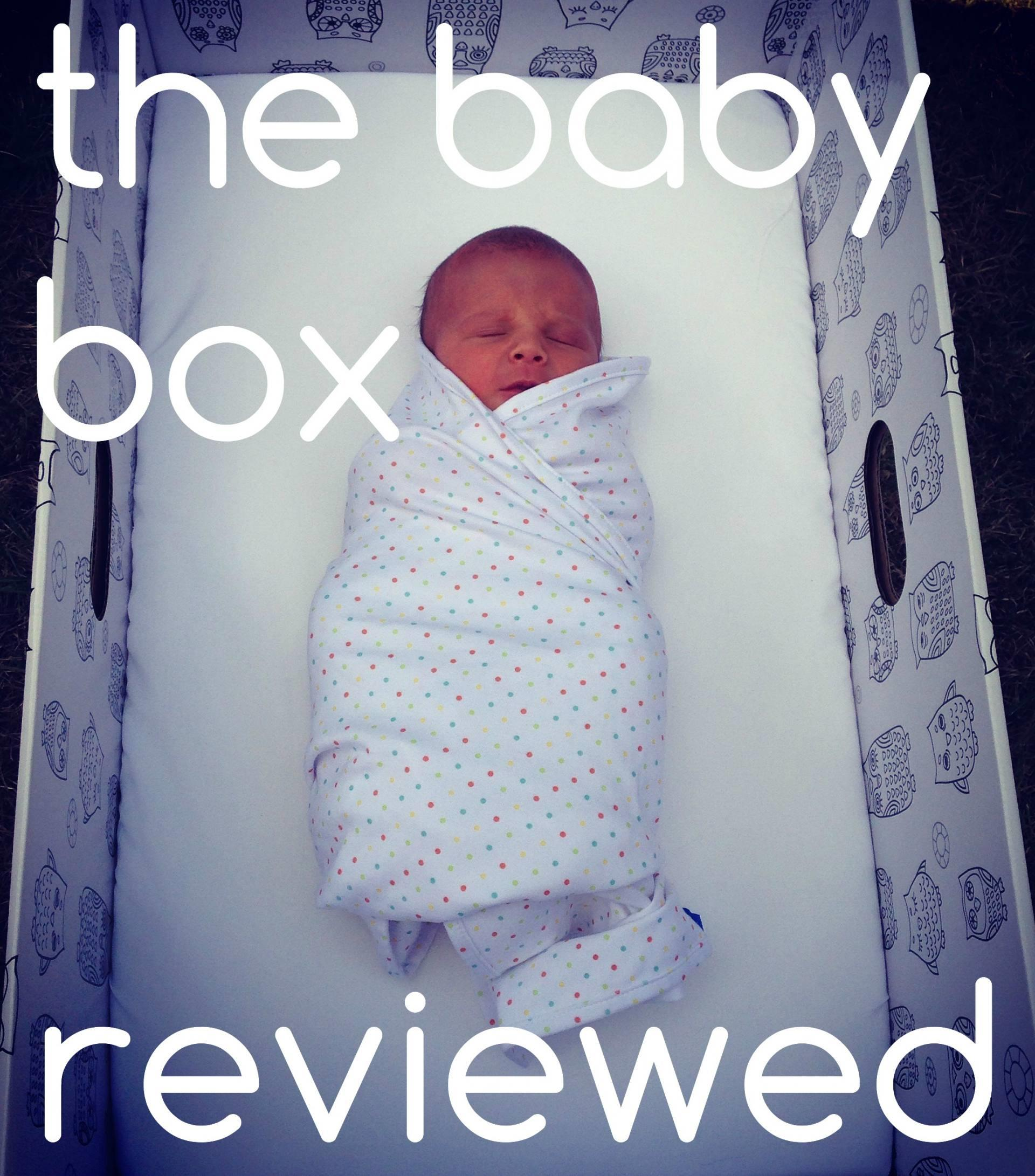 The Baby Box, baby box%, new-dad%