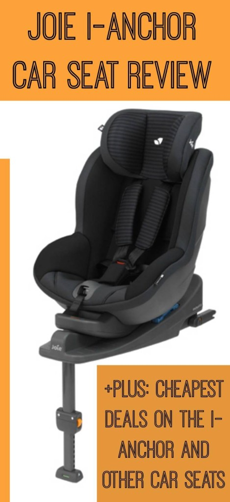 Joie i-anchorSafe system - Product Review - Which Car Seat?, Joie I Anchor Review 469x1024%, product-review%