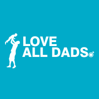 OneDad3Girls - Guest Post, Love All Dads Thumbnail v2   200x2001%, new-dad%