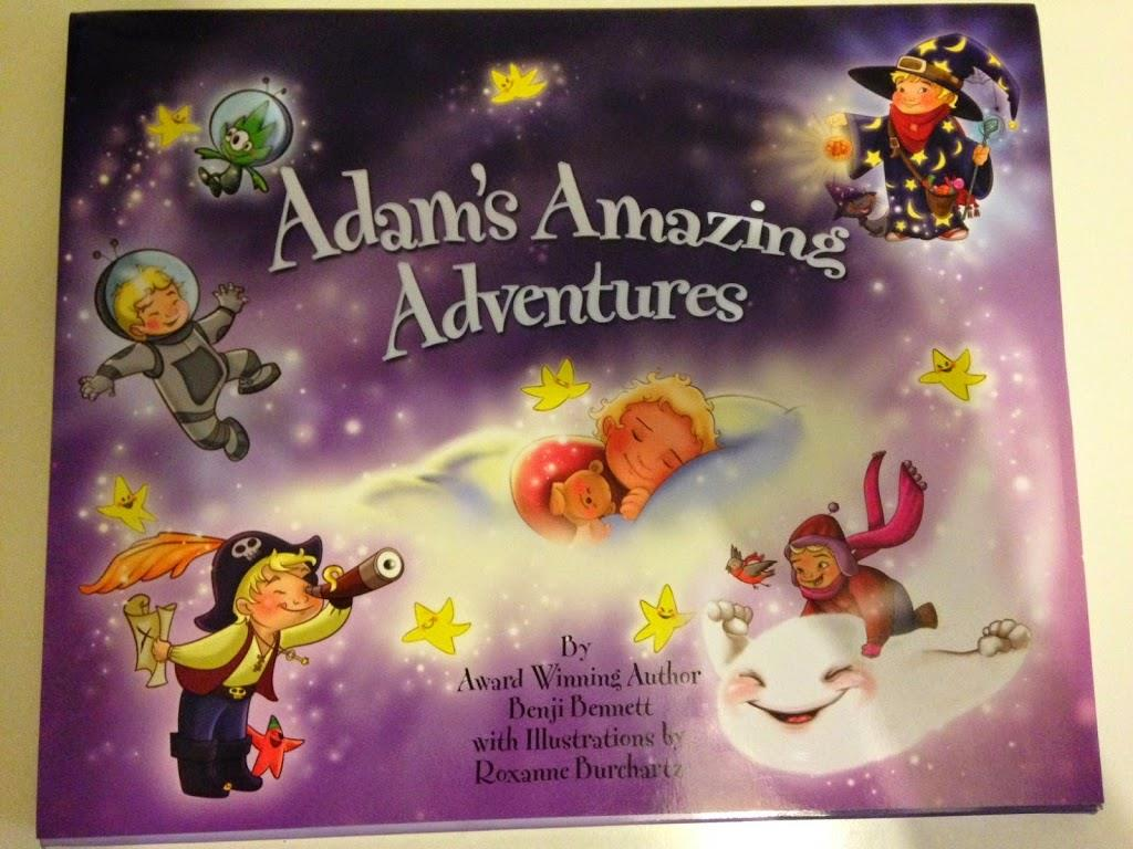 Free Giveaway - Children's Books - Adam's Cloud, photo 111%, uncategorised%
