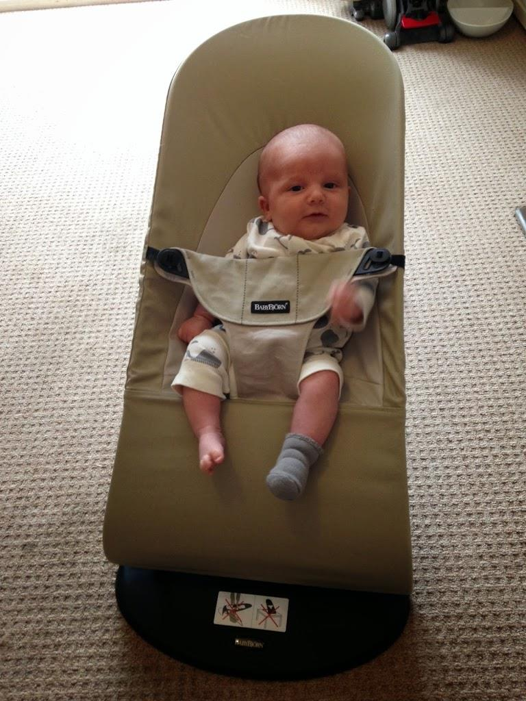 baby bjorn bouncer from birth