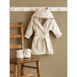 11 Most Wanted Christmas Gifts for Babies, Bath Robe 300x300%, product-review, new-dad%
