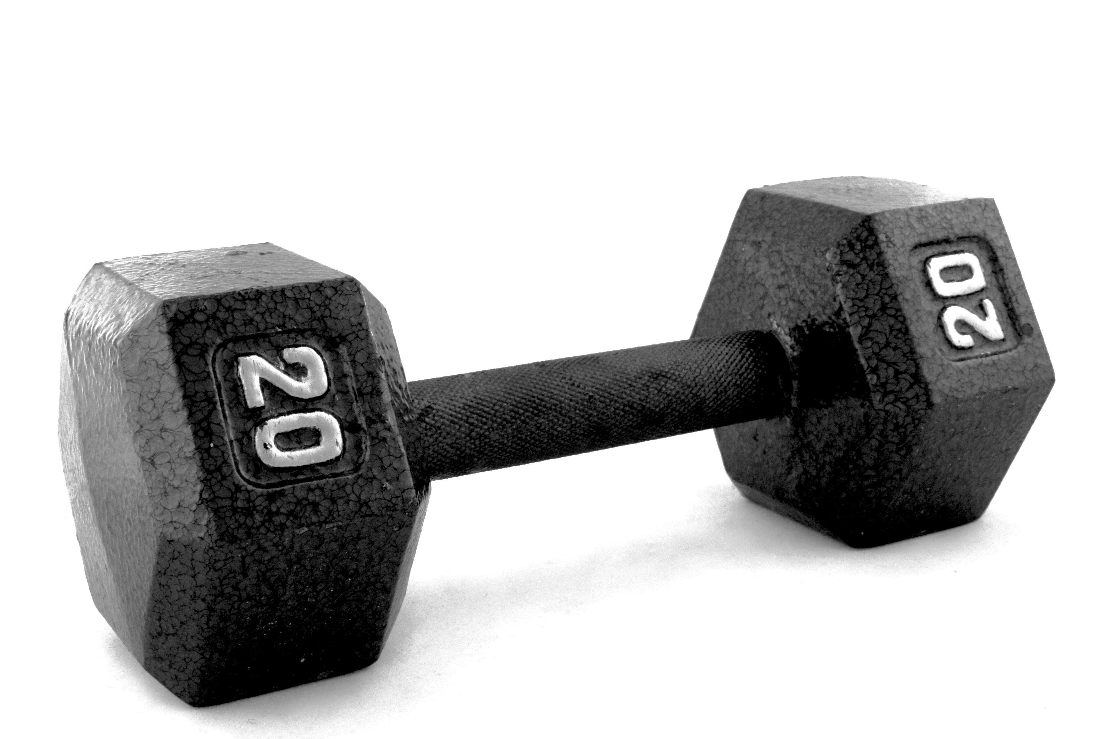 Never Make Getting Fit A New Year's Resolution Again, Dumbell Credit Blary54%, uncategorised%