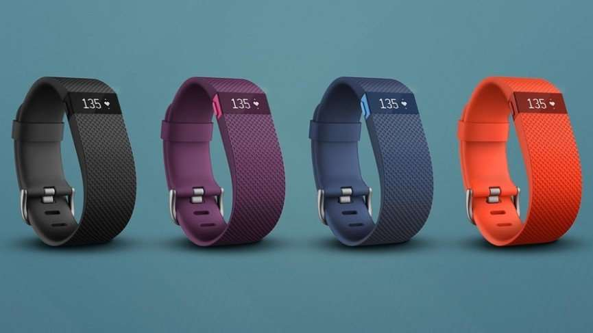The Health Band: The Fitbit Collection, Main Charge HR Pciture%, uncategorised%