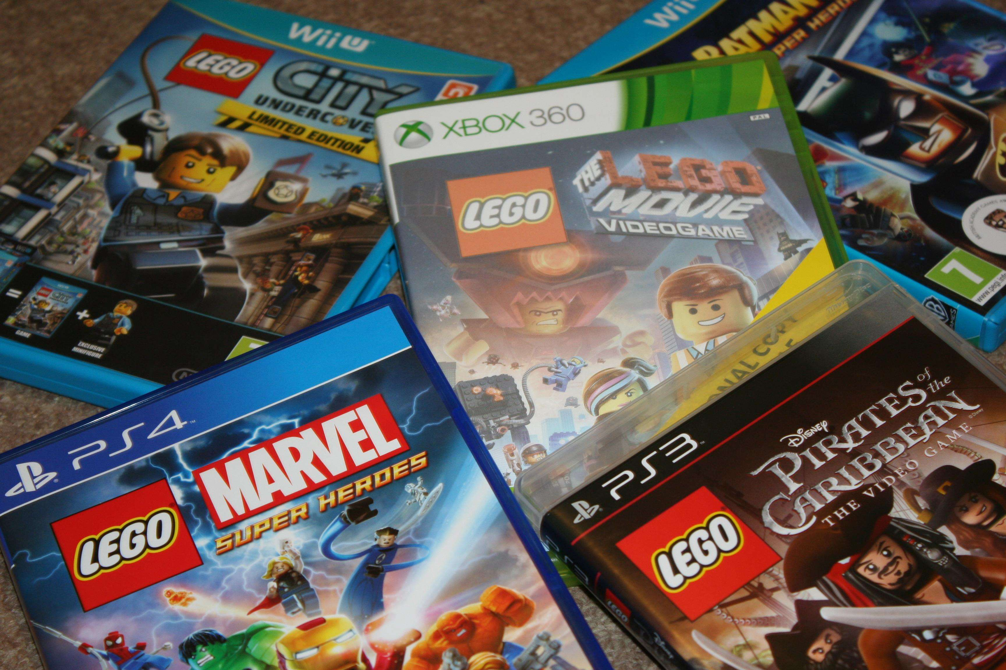 Buy a Lego video game...Any of them!, IMG 2119%, uncategorised%