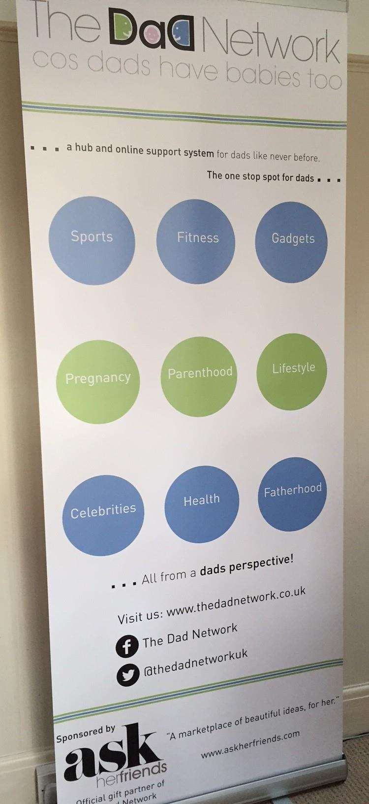 We're getting ready for The Baby Show! - Quality, Cheap Roller Banners, IMG 3757 e1424285720667%, uncategorised%
