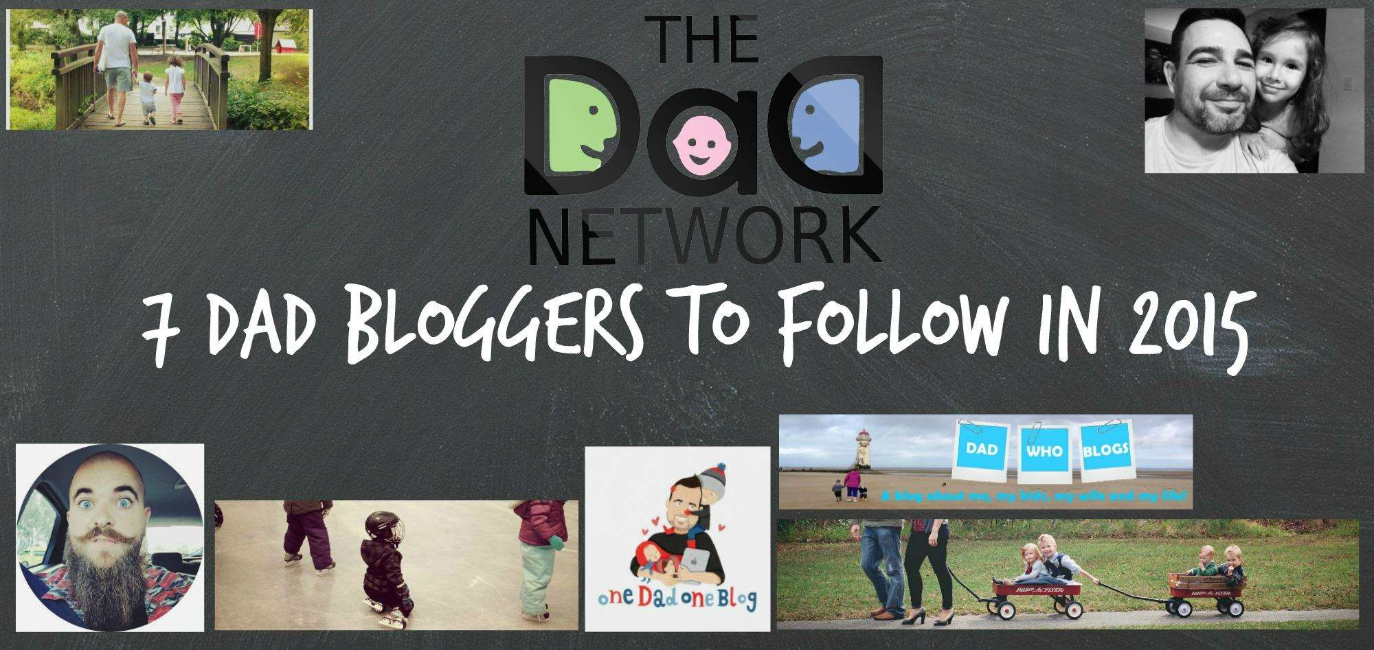 7 Dad Bloggers to Start Following Now!, 7 dads%, new-dad%