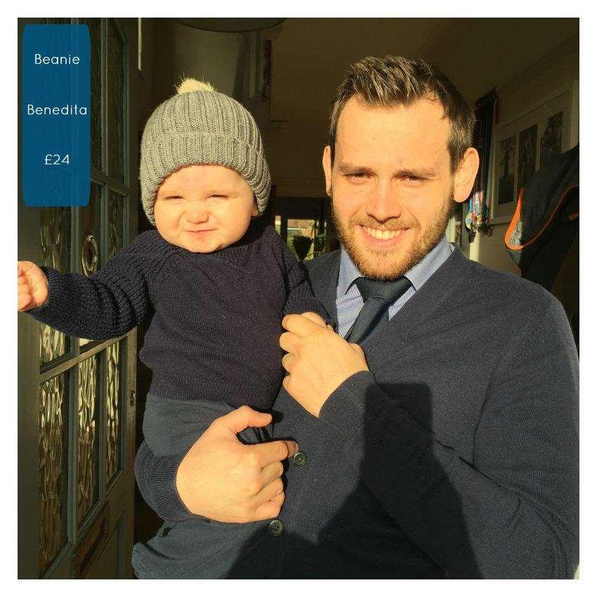 Teds Threads : Issue #1, Benedita FINAL %, new-dad%