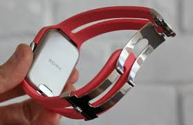 Sony Smartwatch 3 back