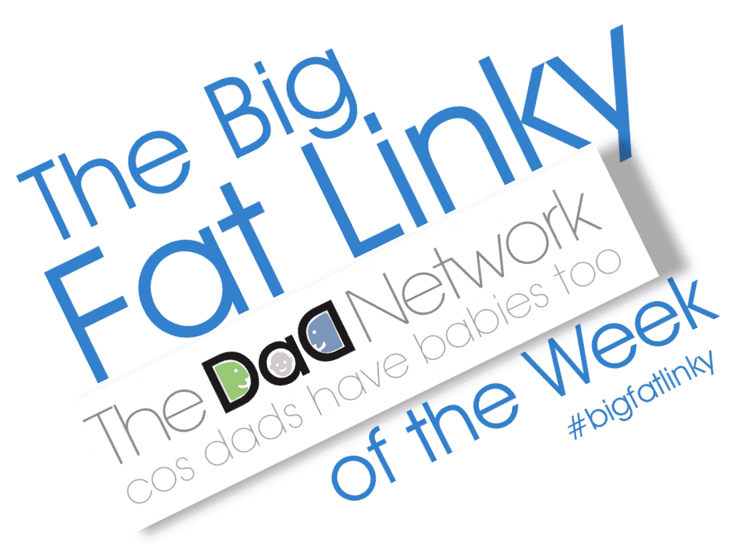The Big Fat Linky of the Week - 16 / 5 / 15, BFL%, uncategorised%
