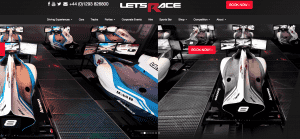 Get dad the chance to experience driving a F1 racing car in this amazing simulator experience.