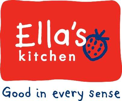 Ella's Kitchen Release Brand New Weaning Channel - Featuring TED!, EK logo good bluestrap RGB jpg%, new-dad%