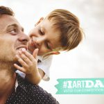 Father's Day Giveaway to Win a Knuma Huddle Bedside Cot, IArtDad211 150x150%, product-review%
