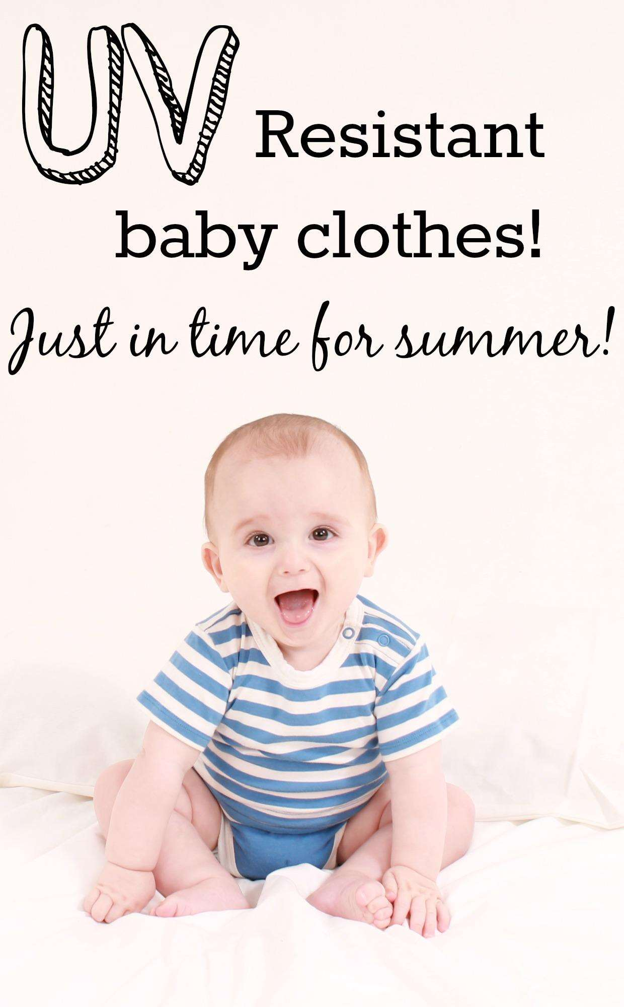 UV Resistant Baby Clothes - Just in time for summer!, UV%, uncategorised%