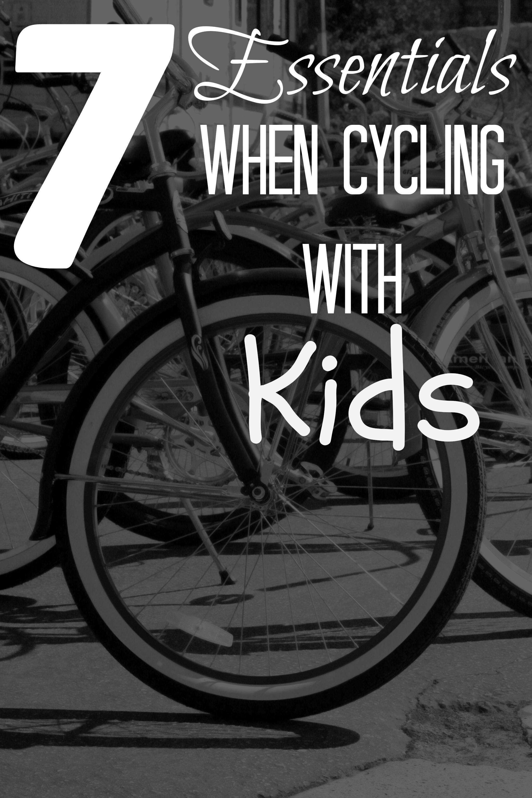 Dad's Survival Guide To Cycling With Kids, bikes1%, new-dad%