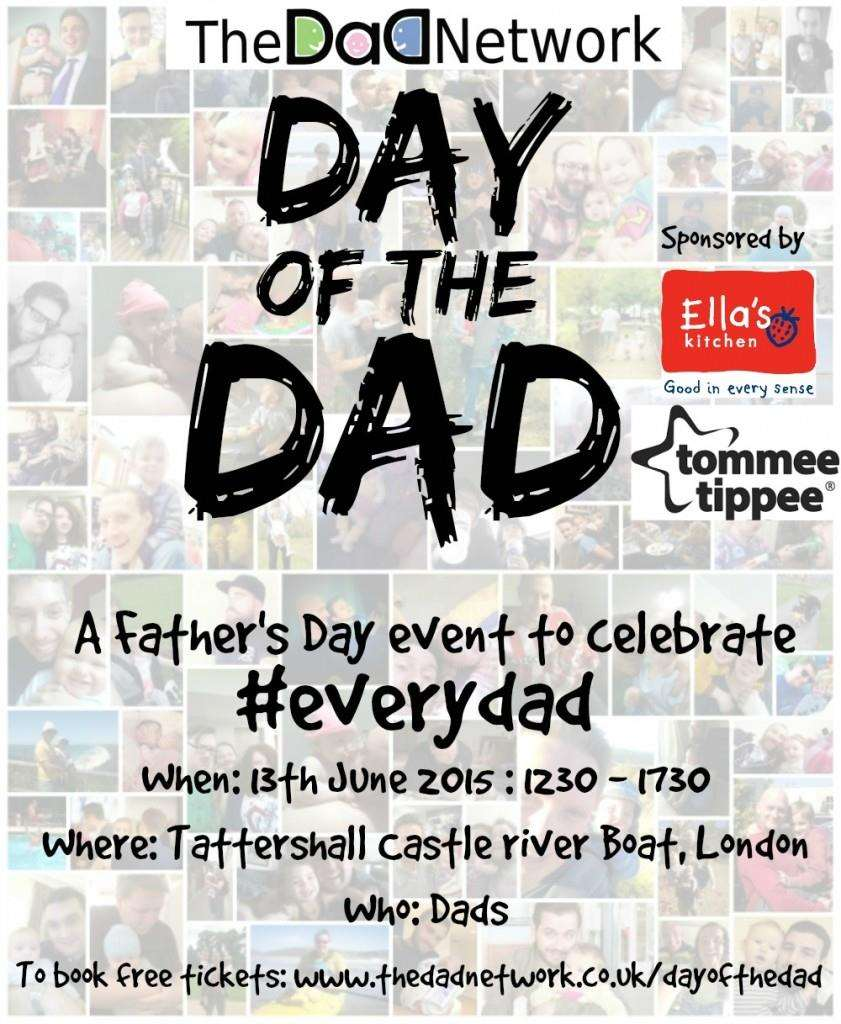 Day of the Dad 2015, Day of the Dad FINAL 841x1024%, new-dad%