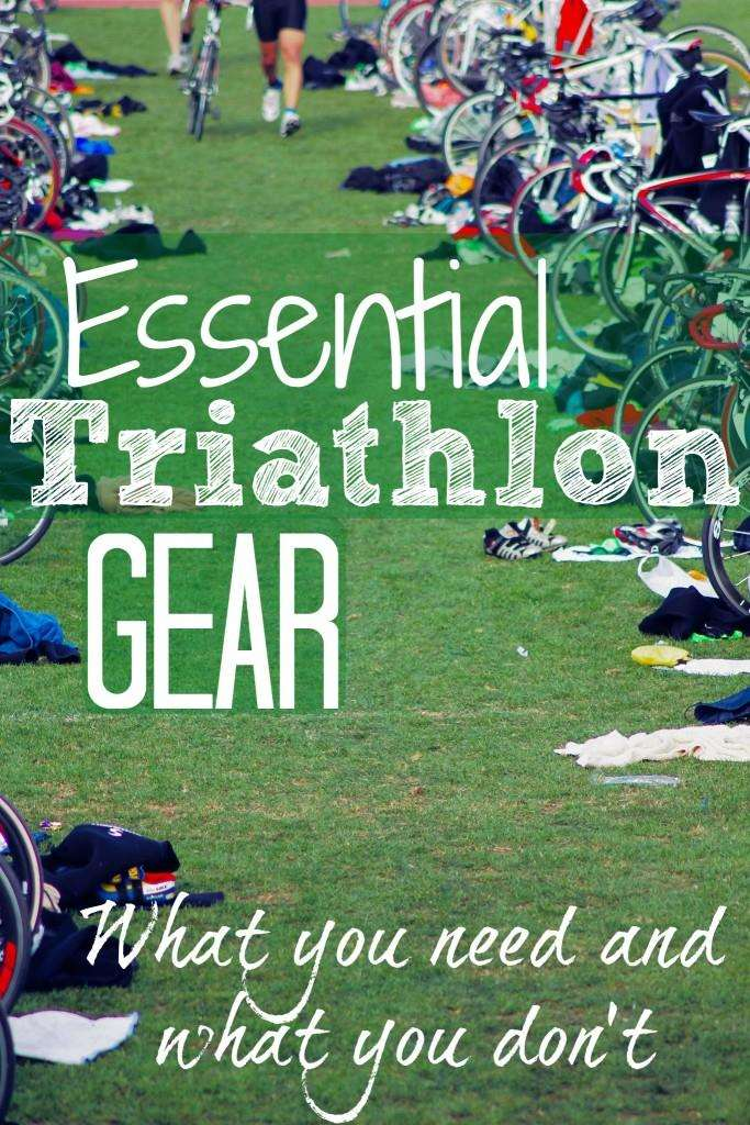 Essential Triathlon Gear List