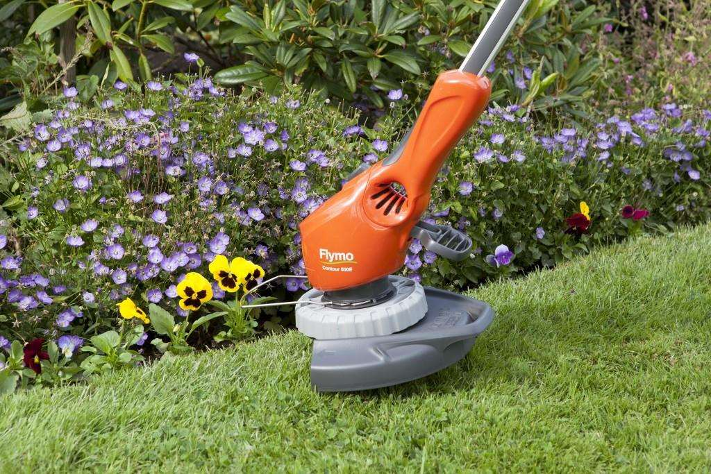 Win a Flymo grass trimmer ready for summer!, Flymo Contour 500E 2 1024x683%, uncategorised%