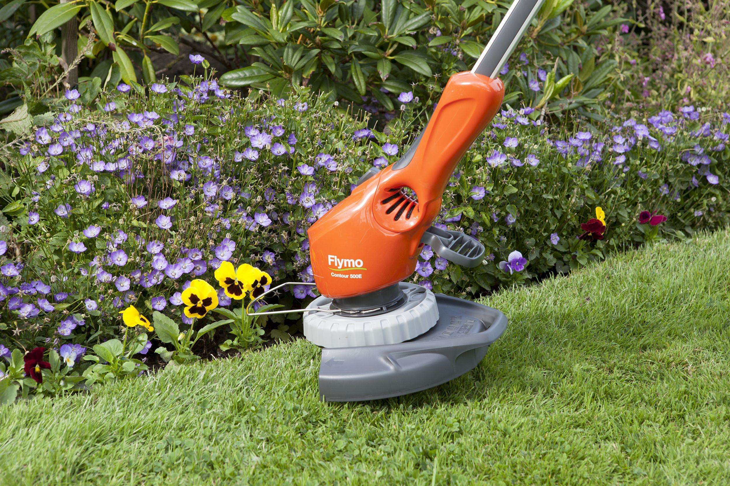 Win a Flymo grass trimmer ready for summer!, Flymo Contour 500E 2%, uncategorised%