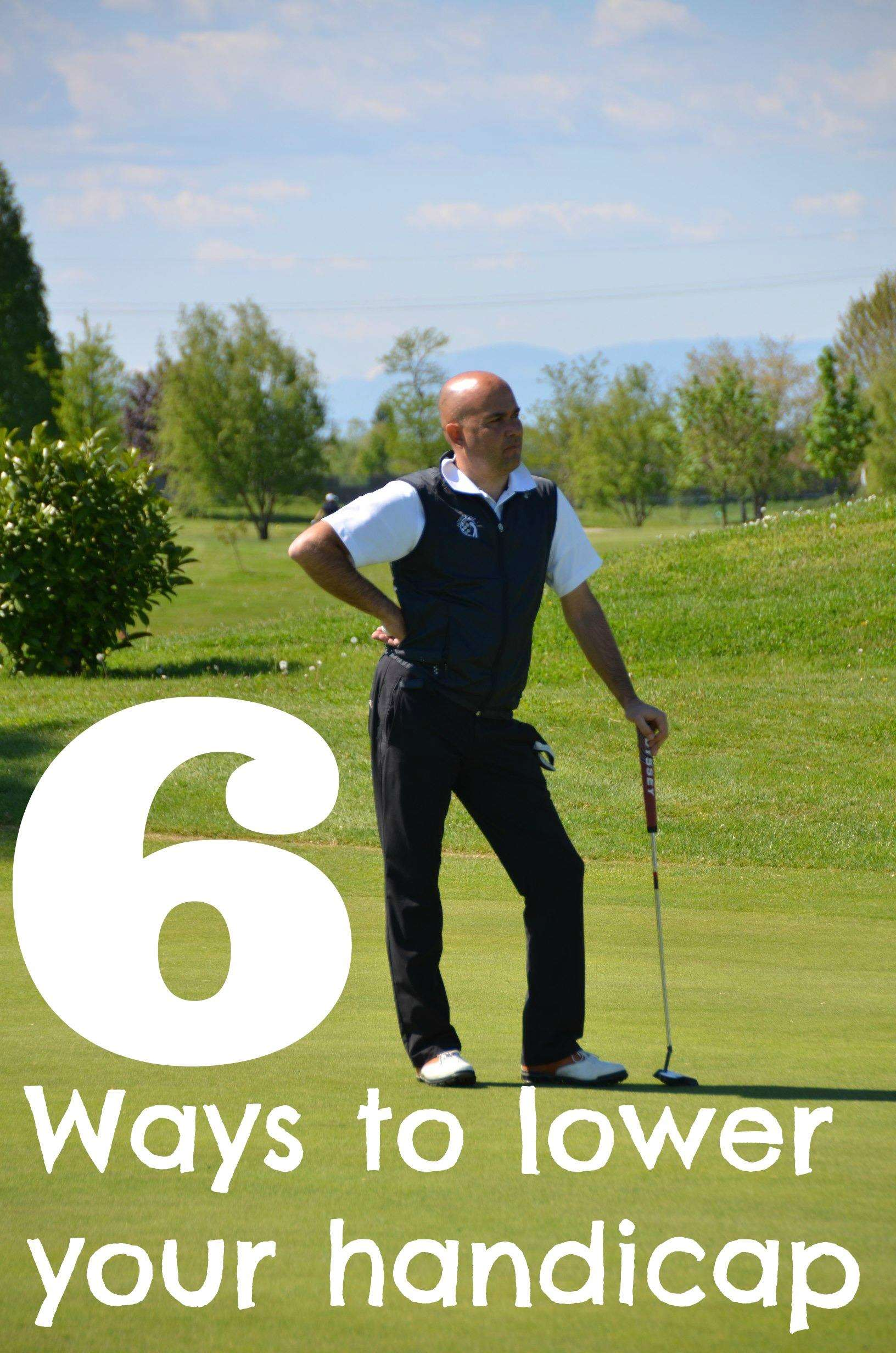 6 Ways To Lower Your Handicap This Summer, golf%, new-dad%