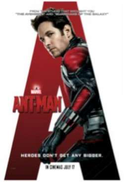 Marvel's Ant-Man Review & Exclusive Interview with Michael Douglas, Paul Rudd, Michael Pena and Director Peyton Reed, Ant Man%, product-review, new-dad%