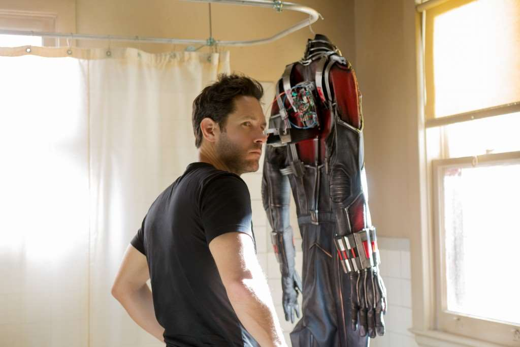 Marvel's Ant-Man..Scott Lang/Ant-Man (Paul Rudd)..Photo Credit: Zade Rosenthal..© Marvel 2014