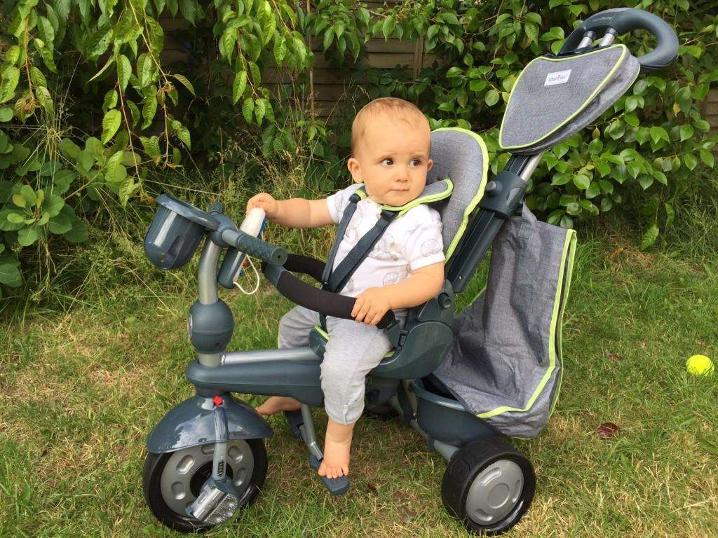 Win a smarTrike 5 in 1 worth £150 - #swapyourstroller, IMG 6789 1024x768%, new-dad%