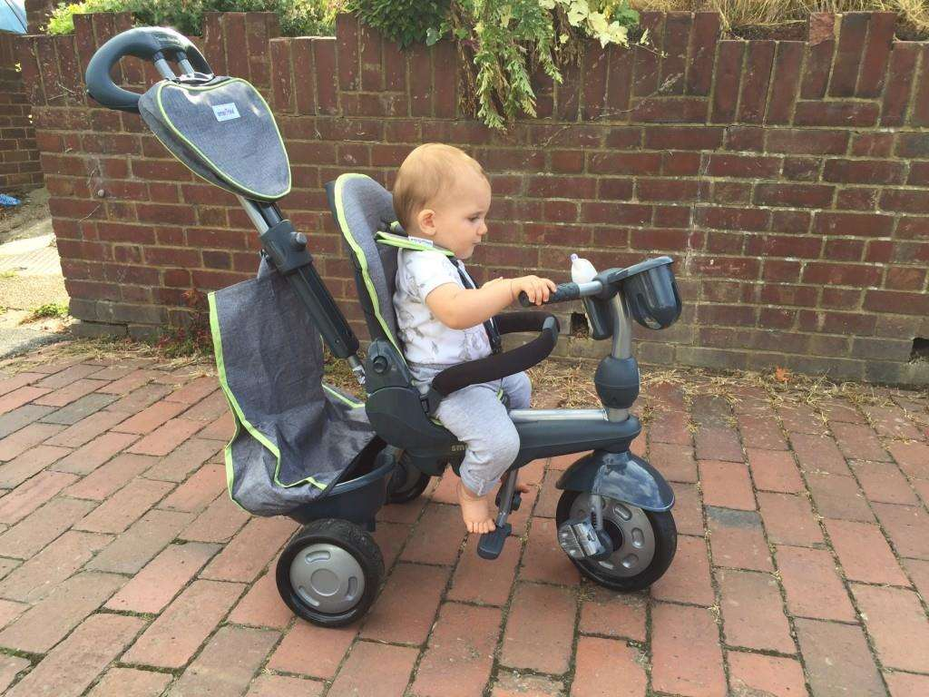 Win a smarTrike 5 in 1 worth £150 - #swapyourstroller, IMG 6795 1024x768%, new-dad%