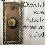 """""""I have night terrors now I'm a dad!"""", Inanimate Objects 150x150%, lifestyle%"""