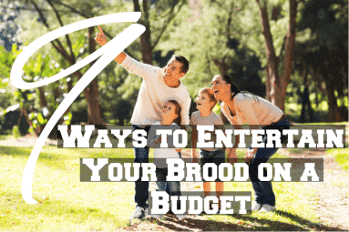 9 ways to entertain your brood on a budget these holidays, Days Out e1440326275557%, daily-dad, 6-9%