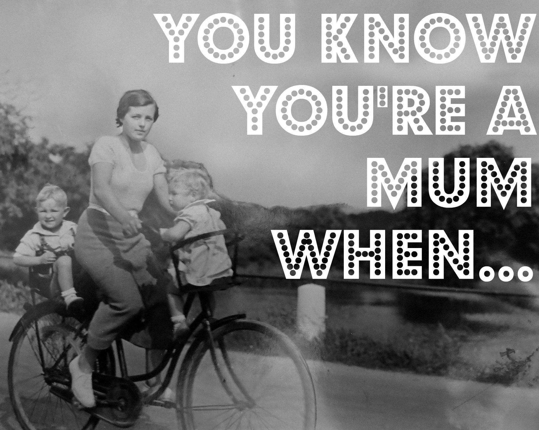 You Know You're a Mum When... (Written by a dad!), You know youre a mum when%, new-dad%