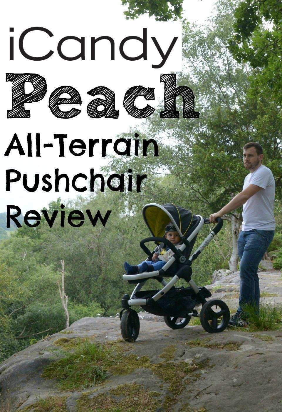 iCandy Peach All Terrain Review - #onedadandhisicandy, iCandy Peach All Terrain Review%, product-review%