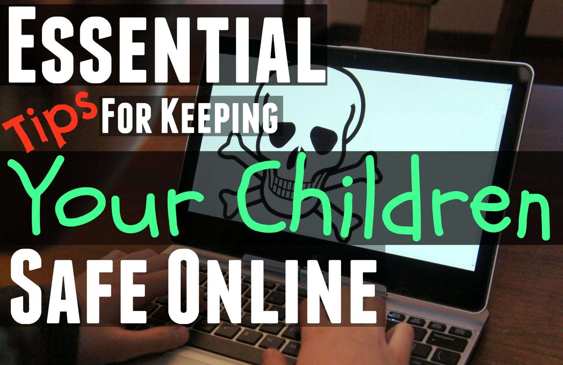 Essential Tips for Keeping Your Children Safe Online, Children safe online%, health, 6-9%