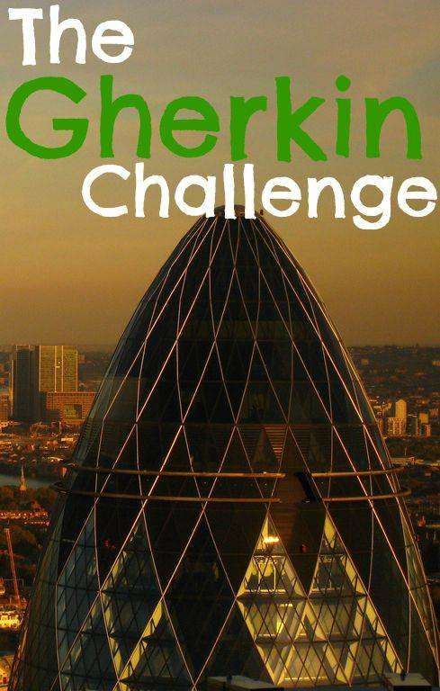 The Gherkin Challenge, Gherkin PT%, uncategorised%