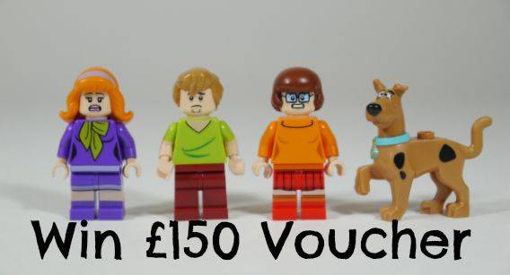 Amazing LEGO Scooby-Doo Stop Motion Videos - Win £150 Toy Voucher!, Lego Scooby Doo LS%, uncategorised%