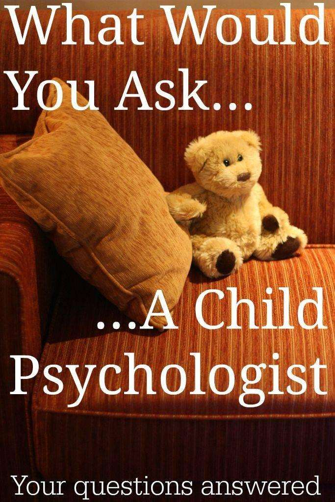 ask a child psychologist