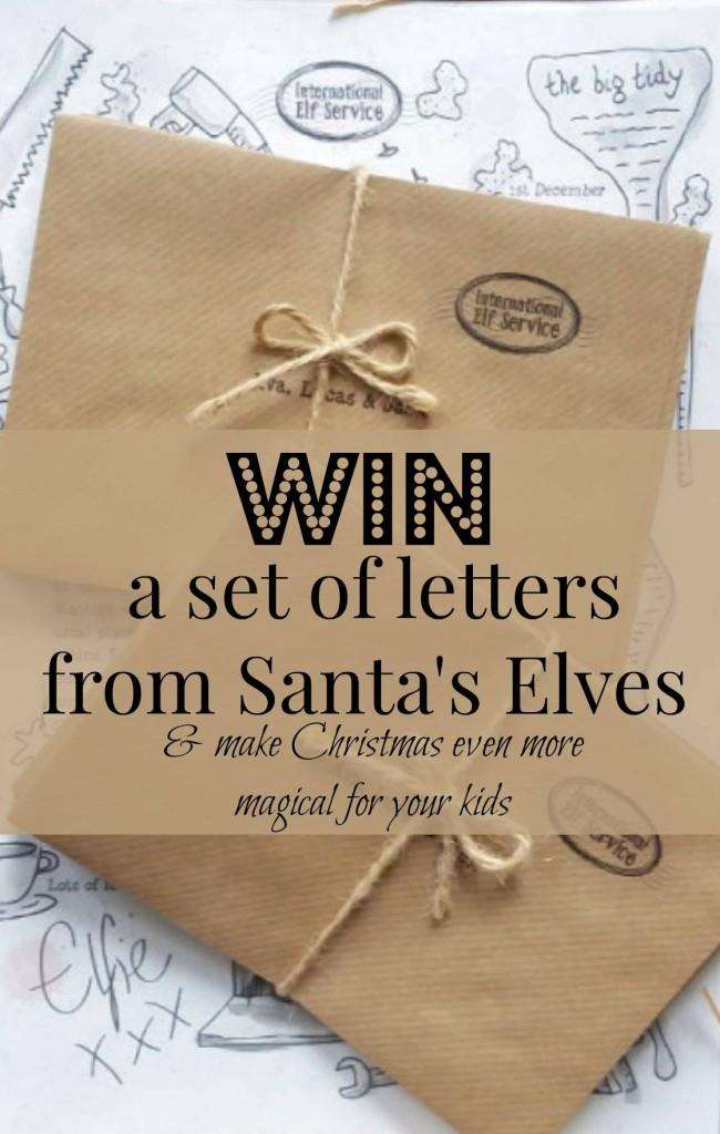 Christmas has come early! WIN a set of letters from Santa & his Elves to your kids!, Elf6 650x1024%, uncategorised%