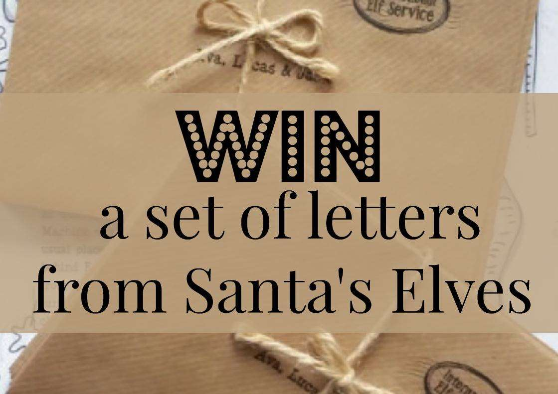 Christmas has come early! WIN a set of letters from Santa & his Elves to your kids!, Elf7%, uncategorised%