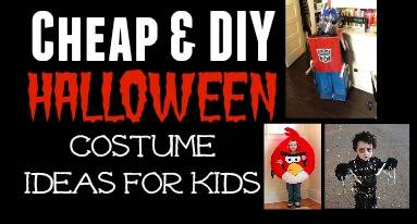 Cheap Halloween Costume Ideas For Your Kids, Halloween costume ideas for kids%, uncategorised%