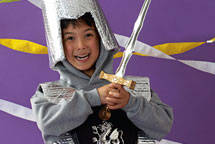 Cheap Halloween Costume Ideas For Your Kids, Knight halloween%, uncategorised%