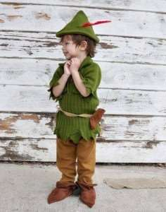 Cheap Halloween Costume Ideas For Your Kids, Robin Hood 236x300%, uncategorised%