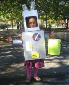 Cheap Halloween Costume Ideas For Your Kids, Robot 244x300%, uncategorised%