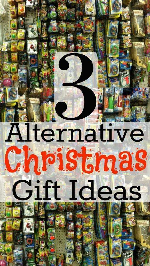 Alterntive Christmas gift ideas