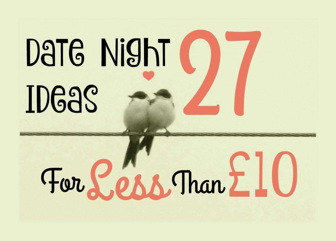 27 Date Night Ideas for Less Than £10, Cheap date night ideas featured%, love-and-relationships%