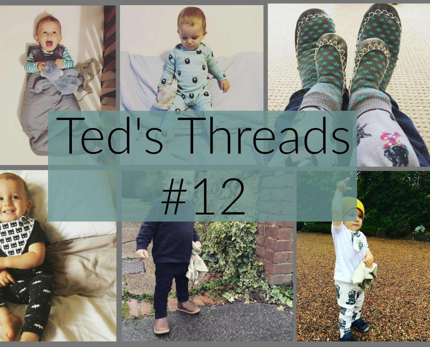 Teds Threads Issue No. 12 PLUS Discount Codes, Teds Threads featured1%, uncategorised%