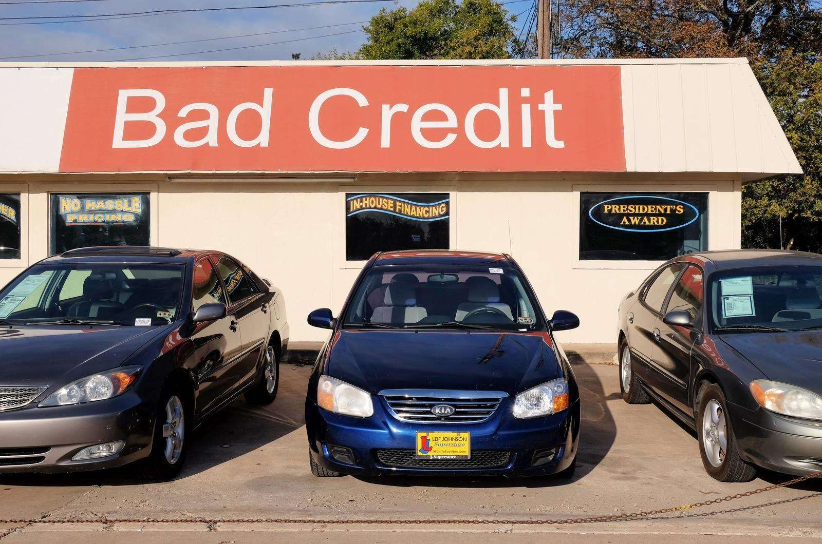 Get A Car With No Credit >> How To Buy A New Family Car Even With Bad Credit Thedadsnet