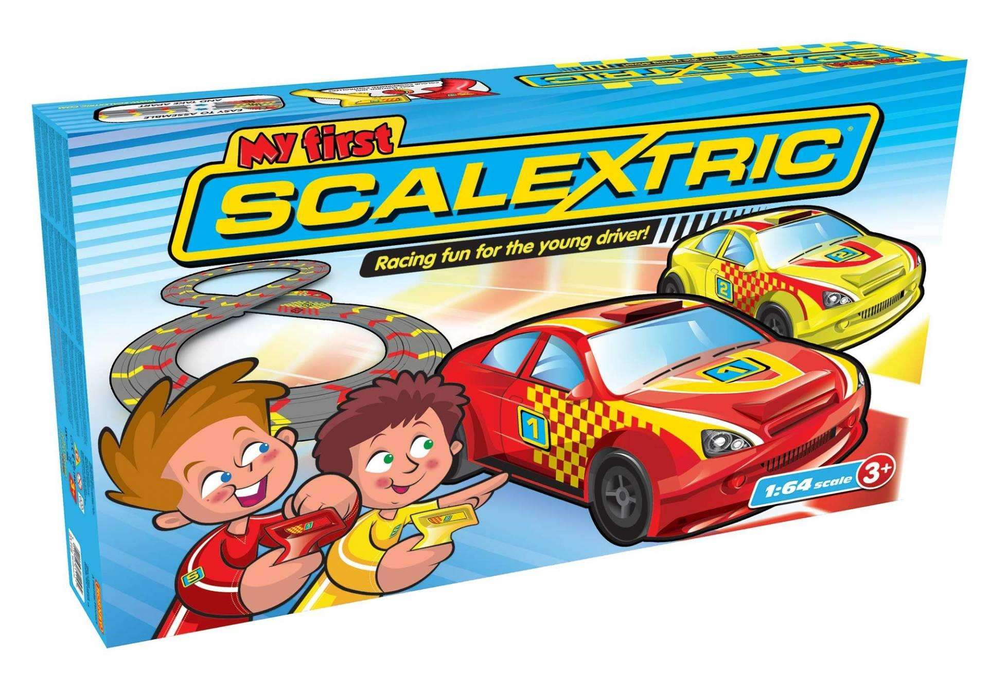 My First Scalectrix Review, g1119 my first scalextric 1%, product-review%