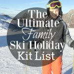 The Isle of Wight - The perfect UK family holiday destination, Family ski holiday kit FT 150x150%, lifestyle%